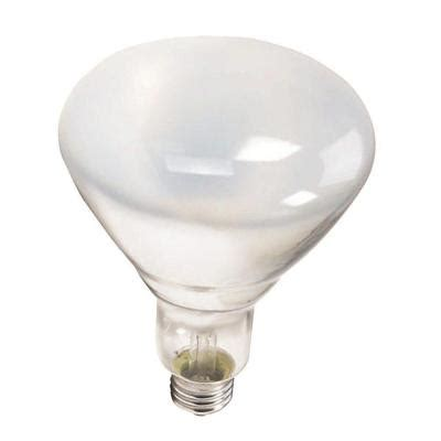 philips 65 watt incandescent br40 flood light bulb 12