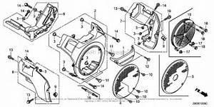 Honda Engines Gx690r Txa2 Engine  Jpn  Vin  Gcbgk