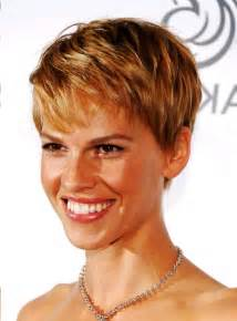 Short Hairstyles for Thin Hair Women Over 50