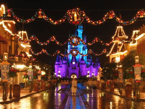 disney world christmas living in a grown up world
