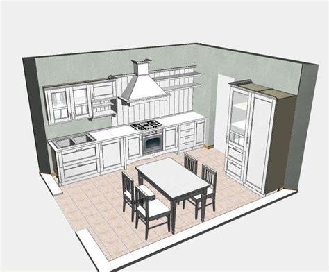 Disegnare Arredamento by Progettare La Cucina Alcune Indicazioni Progettuali