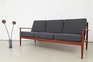 Dänisches Design Sofa : d nisches design sofa dekorieren bei das haus ~ Indierocktalk.com Haus und Dekorationen