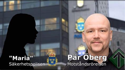 Pär Öberg Ringer Upp