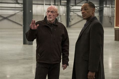 jonathan banks talks  call sauls newest character