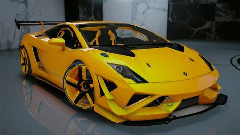 Lamborghini Gallardo Lp570-4 Superleggera [add-on