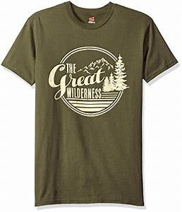 Get Hanes Men's Graphic Tee - Rugged Outdoor Collection at ...