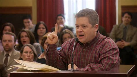 patton oswalt improv parks and rec a look at parks and recreation season 6 episode 6