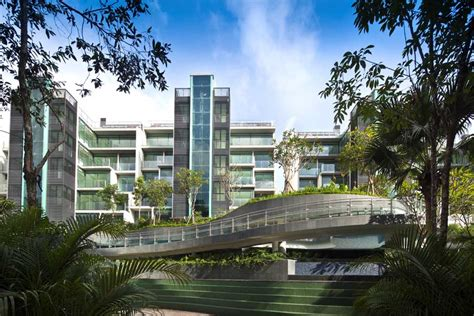 Jkc Singapore Residential Building Architect
