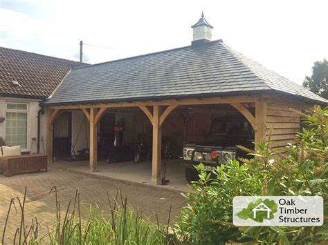 oak garage photo gallery oak timber structures
