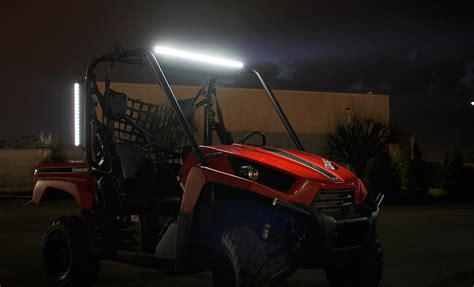 20 quot compact road led light bar 54w 3 024 lumens