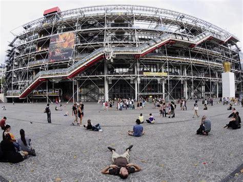 7 mus 233 e national d moderne centre pompidou parijs de drukst bezochte musea europa