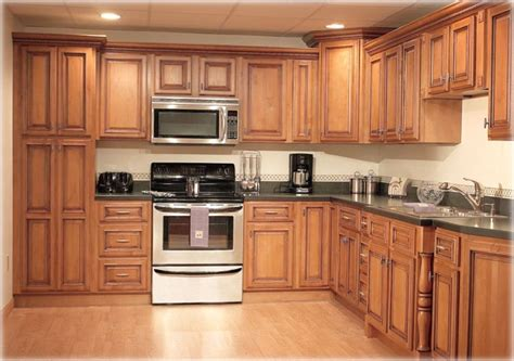 Ideas For Antiquing Kitchen Cabinets  All About House Design