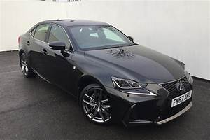 Lexus Is 300h F Sport : used 2017 lexus is 300h f sport 4dr cvt auto premium navigation for sale in derbyshire ~ Gottalentnigeria.com Avis de Voitures