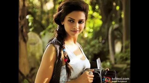 Deepika Padukone's Make Up Tutorial (the Cocktail Look