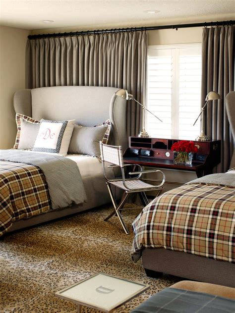 Decorating Ideas For Bedroom Curtains by Dreamy Bedroom Window Treatment Ideas Hgtv