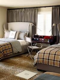 bedroom curtain ideas Dreamy Bedroom Window Treatment Ideas   HGTV
