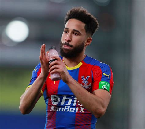 Crystal Palace fans react as Andros Townsend rocket-volley ...