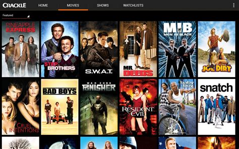 crackle free tv android apps on play