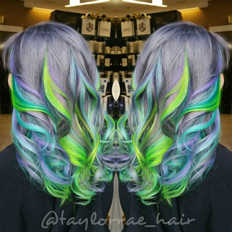 Hair In The Green Hair Category