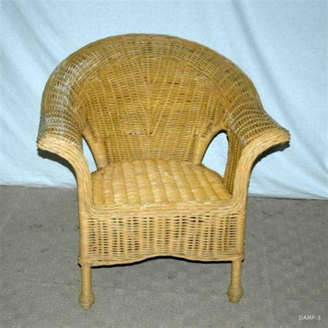 Bedroom Wicker Chairs For Sale by Wicker Bedroom Chair Ebay