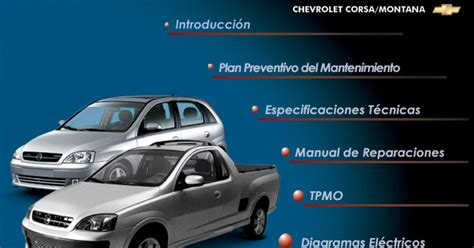 manuales de mecanica automotriz by autorepair soft manual de reparacion chevrolet corsa