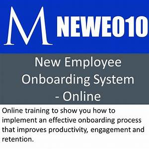 NEWE010 - New Employee Onboarding for Performance System ...