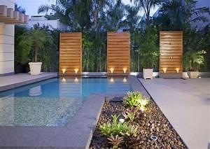 Moderne Häuser Mit Pool : moderne garten mit pool moderne gartengestaltung mit pool gartens max nowaday garden ~ Markanthonyermac.com Haus und Dekorationen