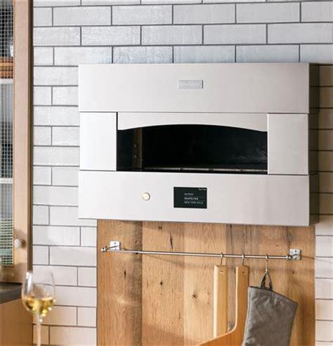 zepflss monogram  smart flush hearth oven monogram appliances