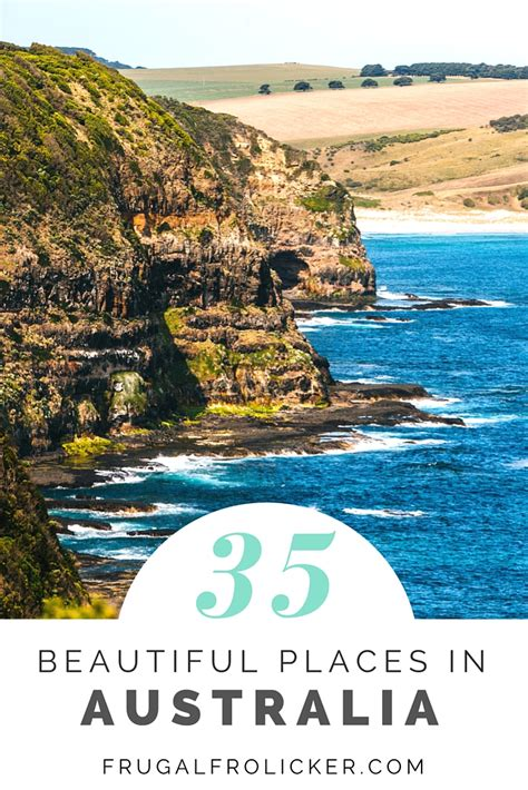 beautiful places  australia