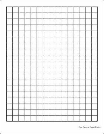 Paper Printable Graph Inch Squares Template Per