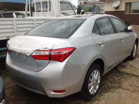 brand   toyota corolla le  sale autos nigeria