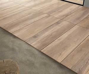 Fliesen Holzoptik Verlegen : woodtime l 39 effetto legno per interni e esterni ~ Frokenaadalensverden.com Haus und Dekorationen