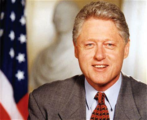 gobierno de bill clinton resumen biografia de bill clinton