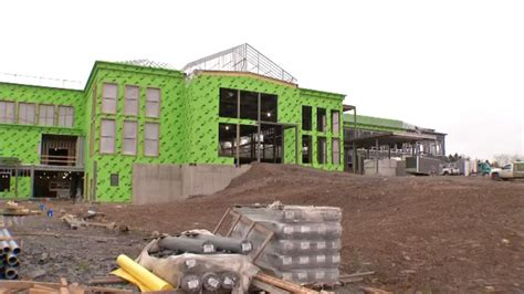 regions largest ymca construction