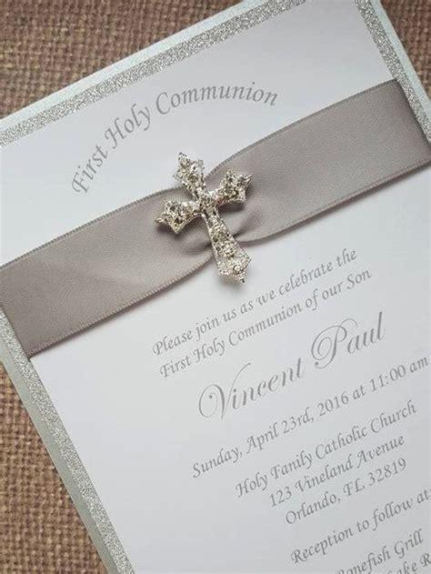 holy communion invitations white envelopes