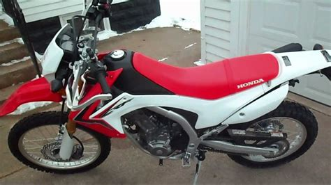 2013 Honda Crf250l Review / Initial Thoughts