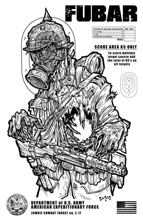 tactical targets steve becker killustrator