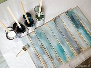 how to make distressed wood barn boards from new wood With best brand of paint for kitchen cabinets with acrylic wall art panels