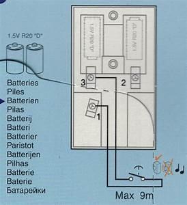 Arlec Doorbell Wiring Diagram