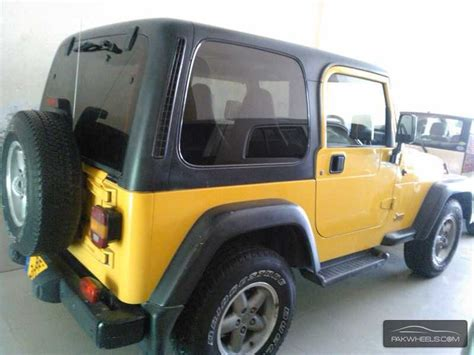 jeep pakistan used jeep wrangler for sale in pakistan