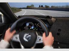 Ultimate AssistedDriving Machine BMW unveils gesture
