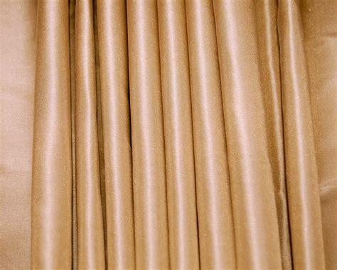 orange silk taffeta curtains drapes shades custom