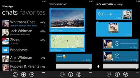 whatsapp 2 16 300 for windows phone gets two step verification winbuzzer