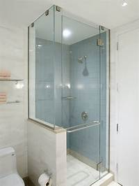 great small space corner shower Small Shower Room Decorating Ideas