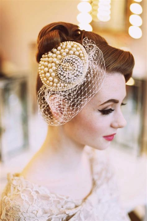 Wedding Hairstyles 1950s by 1950 S Fashion For The Modern Bridal
