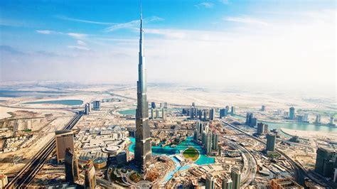 Download 1920x1080 Hd Wallpaper Burj Khalifa Aerial View