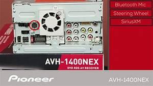 Avh-1400nex - What U0026 39 S In The Box