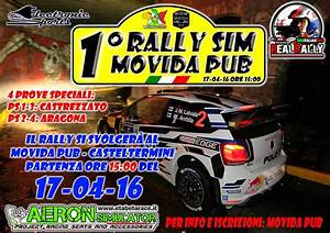 Pub Ford Fiesta : 1 rally sim movida pub castltermini ag 17 aprile 2016 il portale siciliano dedicato al ~ Melissatoandfro.com Idées de Décoration
