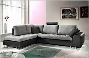 Grand Canapé D Angle Convertible : le plus brillant ainsi que magnifique canap convertible en cuir puredebrideur grand canap ~ Teatrodelosmanantiales.com Idées de Décoration