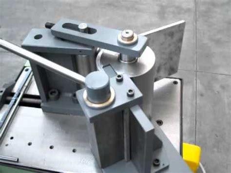 bending machine memoli alluminium flat  mm tube bender machine memoliit youtube